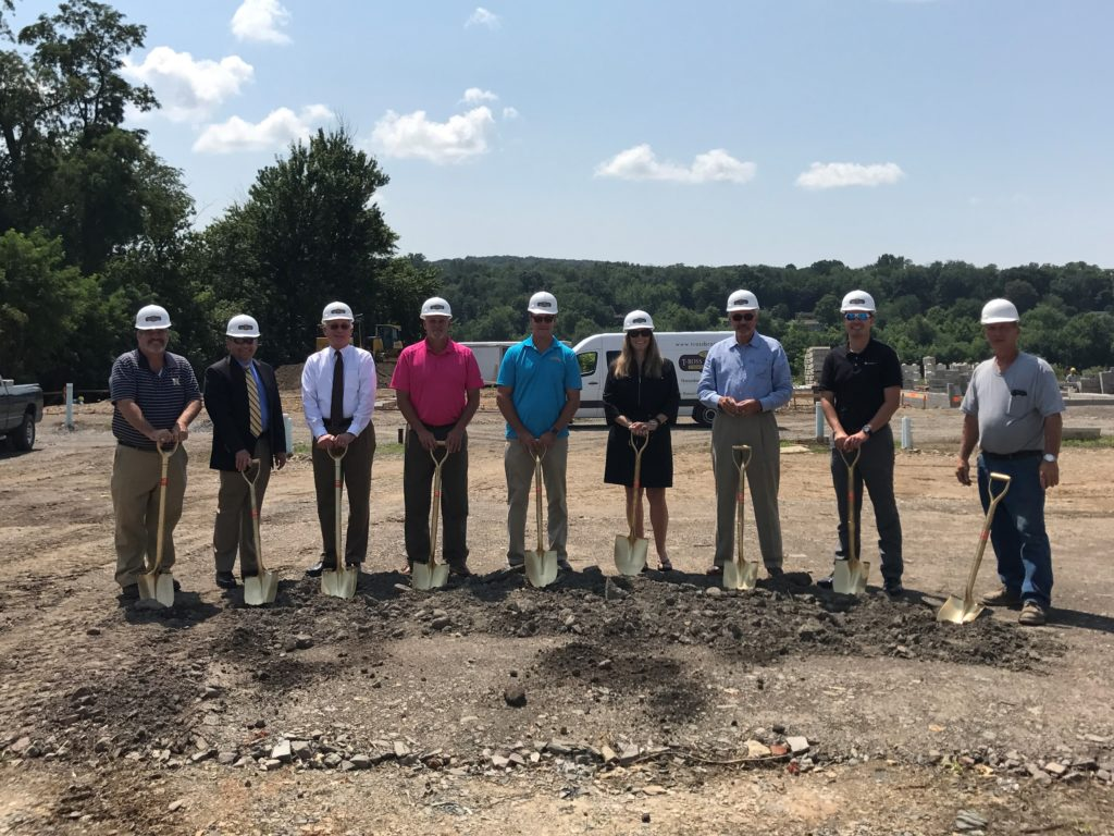 Groundbreaking held for new housing project in Danville